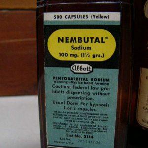 NEMBUTAL SODIUM PILL
